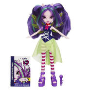 Rainbow Rocks Aria Blaze doll