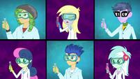 Other Wondercolts doing chemistry EG3