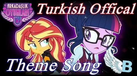 Friendship Games - Turkish