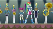 "Rainbow Dash ""Together we are Canterlot"" EG3"