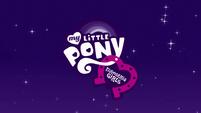 Equestria Girls starry logo EG opening