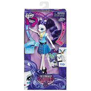Friendship Games School Spirit Rarity doll packaging