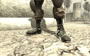 COD4 opfor boots front
