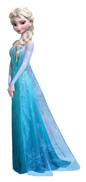 Queen Elsa Based On