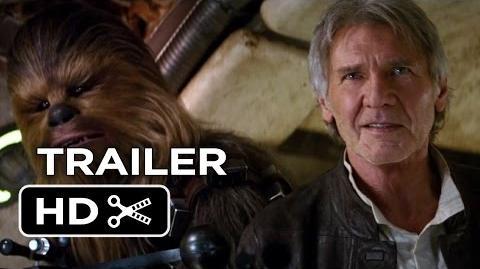 Star Wars Episode VII - The Force Awakens Official Teaser Trailer 2 (2015) - Star Wars Movie HD