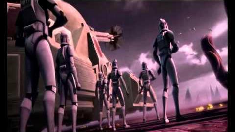 "Clone Wars - ""Battle of Malastare"""