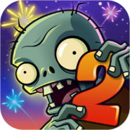Plants vs. Zombies™ 2 It's About Time Icon (Versions 3.8.1)