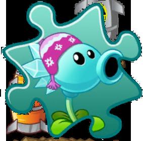 File:Snow Pea Costume Puzzle Piece.png