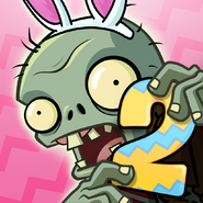 Plants Vs. Zombies™ 2 It's About Time Square Icon (Versions 3.4.4)