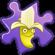 Banana Launcher Puzzle Piece