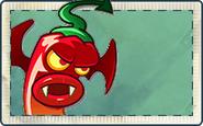 Devil Pepper Seed Packet