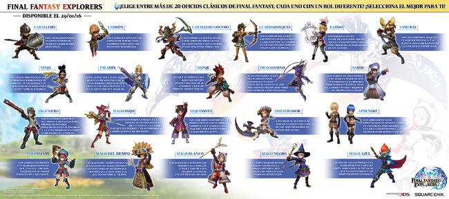 Final Fantasy Explorers oficios .jpg
