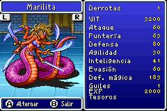 Estadisticas Marilita 3