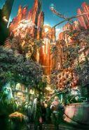 Ilustración Arcadia FFXII