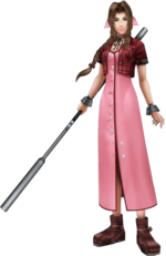 Aeris Gainsborough/Dissidia