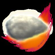 Flying Cumulus (XIV)