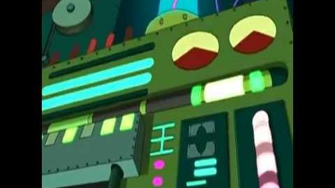 Muerte Por Kiki - Futurama - Castellano