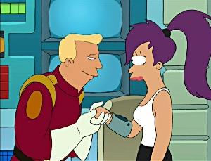 Archivo:Futurama 104 - Love's Labours Lost in Space.jpg