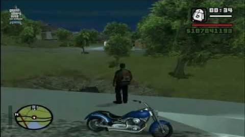 GTA San Andreas - Mission Segundaria Las 50 Ostras - MQ