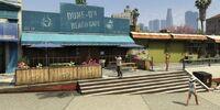 Dune-O's Beach Café