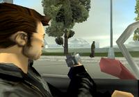 Un beta de claude disparando desde el vehiculo