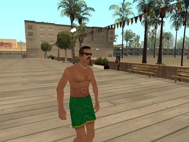 Archivo:Hombre en la playa.jpg
