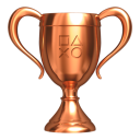 Archivo:PlayStation Network - Trofeo de bronce.png