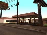 Gasolinera de The Emerald Isle