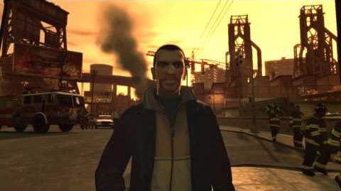 Grand Theft Auto IV - Trailer (Xbox 360)