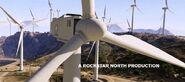 Parque eolico gta v molinos de viento