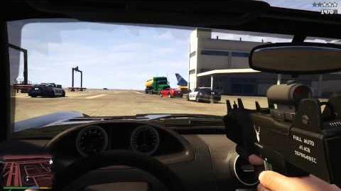Grand Theft Auto V - First Person Experience Trailer