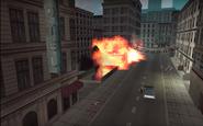 Gran explosión en Bringing the House Down