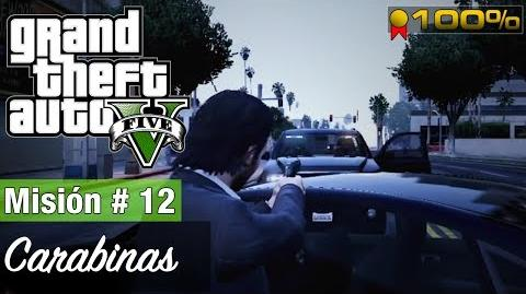 """Grand Theft Auto V - """"Carabinas (Misión)"""""""