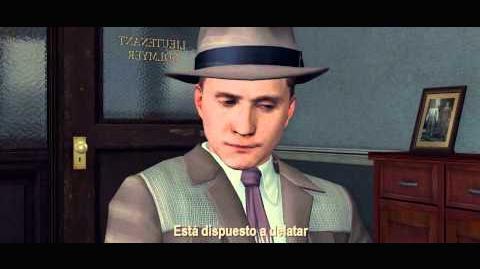 Trailer LA Noire Un montón de hierba