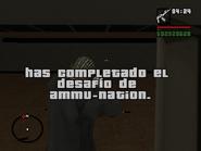 Desafío Ammu-Nation completado