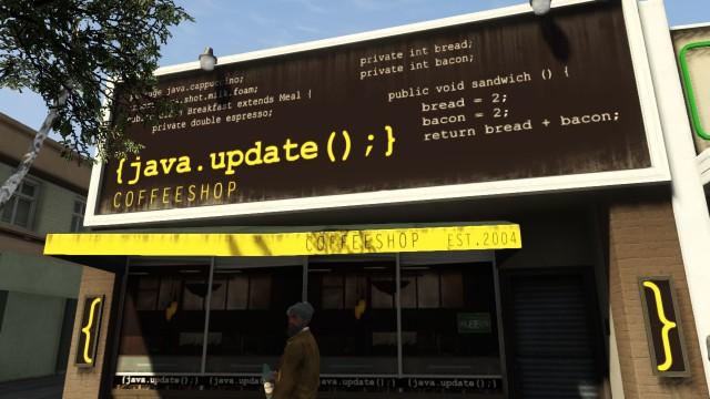 Archivo:Java en GTA V (1).jpg