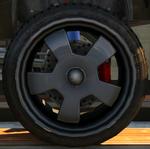 Llanta SUV Cutter