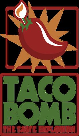 Archivo:Logo de TACO BOMB.png