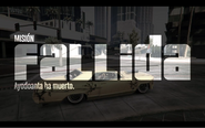 Misión fallida GTA Online