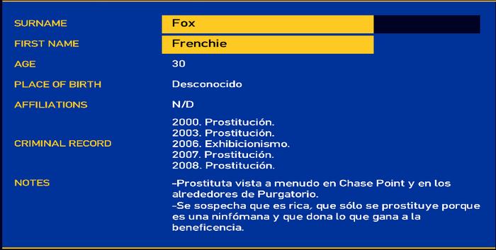 Frenchie fox