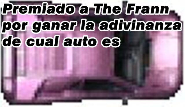 Archivo:PREMIADO A The Frann.jpg