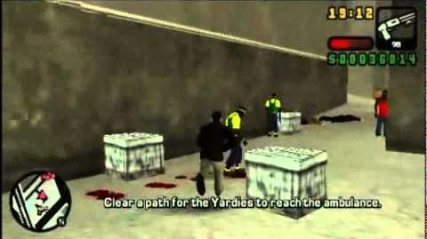 GTA Liberty City Stories 52 - Night Of The Living Dreads