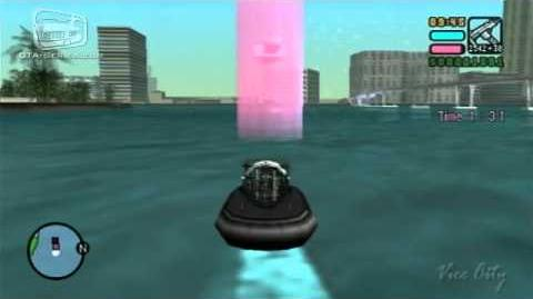GTA Vice City Stories - Harbor Hover Race - Time Trial