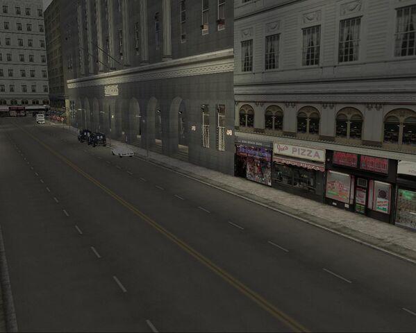 Archivo:Una de las calles de GhostTown.JPG