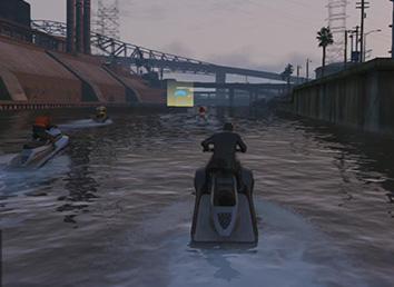 Archivo:Carreras maritimas GTA V.jpg