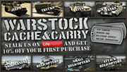 Warstock Cache and Carry