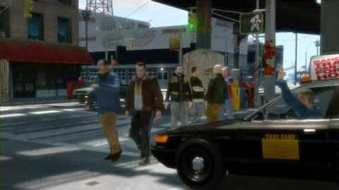 Grand Theft Auto IV - Trailer Vlad Glebov