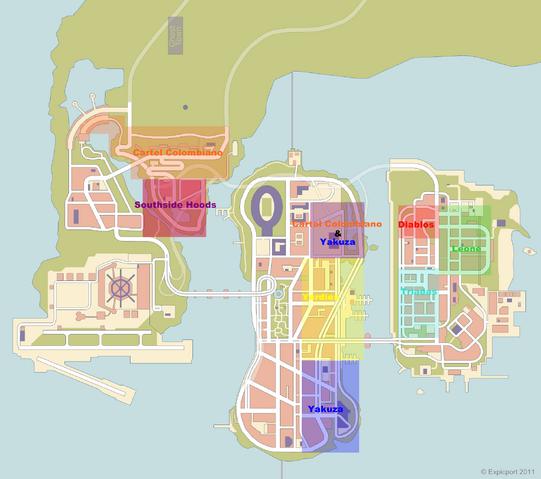 Archivo:Mapa de las bandas de GTA III.PNG