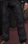 Pantalones chándal azul marino negro GTA IV