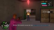 Disparando contra los Cholos